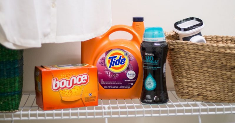 Image of Fabric Softeners Have 14 Dangerous Chemical Ingredients (Here's how to make your own)