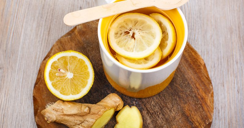 Image of Make your own cancer-killing, inflammation-busting Ginger Ale (prepared in minutes!)