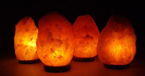 Image of The Amazing Health Benefits of Himalayan Salt Lamp