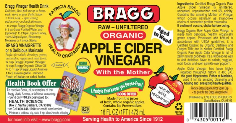 Image of 23 Research-Backed, Science-Proven, Evidence-Based Apple Cider Vinegar Benefits