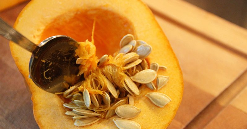 Image of How to use pumpkin seeds to kill cancer cells and improve vision WITHOUT glasses