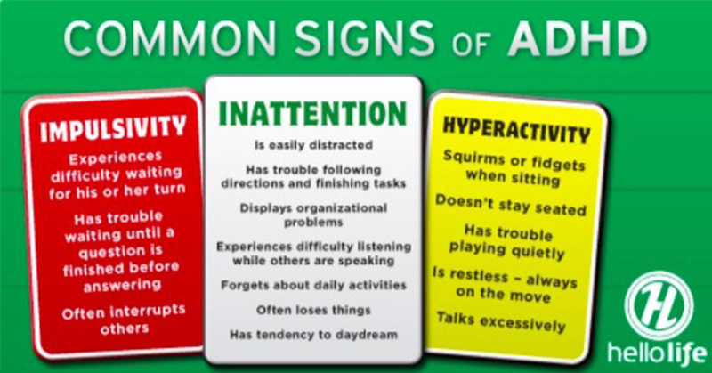 attention defecit hypeactive disorder Teaching children with attention deficit hyperactivity disorder: instructional strategies and practices washington, dc, 2008 to order copies of this report.