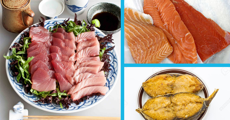 Stop eating these 4 kinds of mercury filled fish for List of fish to eat
