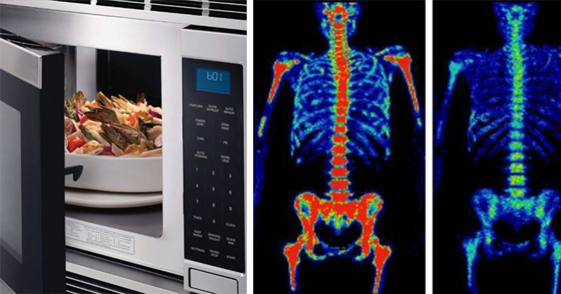 Image Of Why You Should Never Put Plastic In The Microwave Linked To Brain Damage