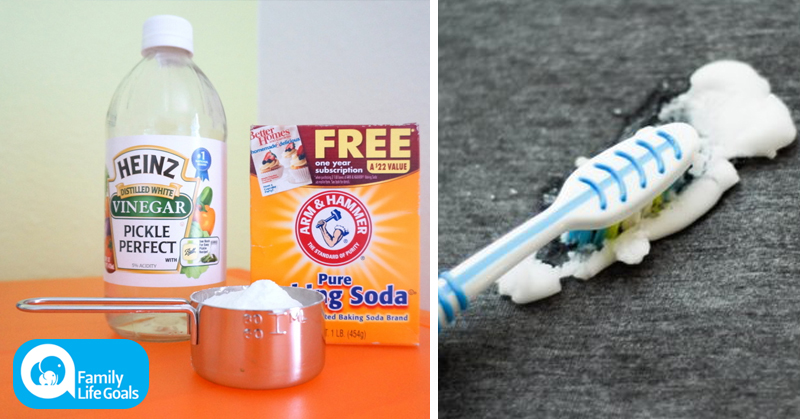 How to naturally remove even the worst stains without the use of bleach
