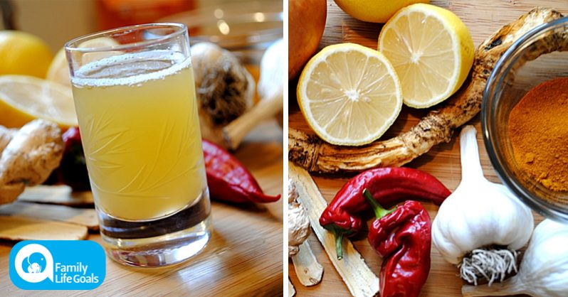 Image of Burn more FAT than ever by drinking this Alkalizing Apple Cider Vinegar-Ginger mixture 2X a day