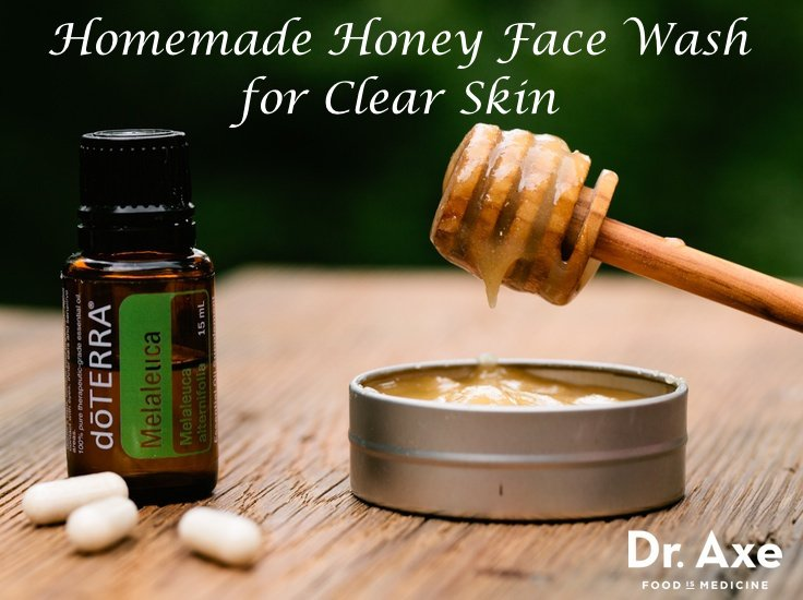 Homemade-Honey-Face-Wash-for-Clear-Skin