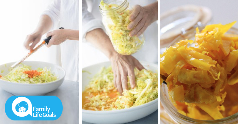 How to combine sauerkraut and turmeric to supercharge their benefits.
