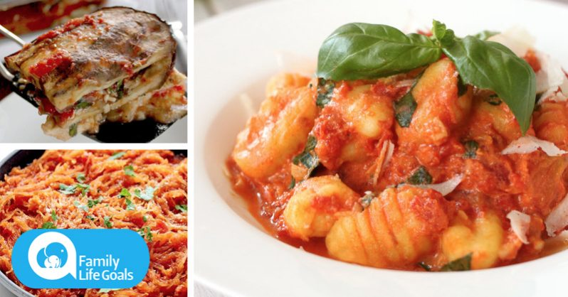 Image of 6 perfect gluten-free pasta substitutes for all the most delicious types of pasta
