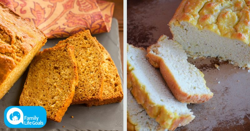 Image of 20 Bread Recipes That Don't Contain Wheat