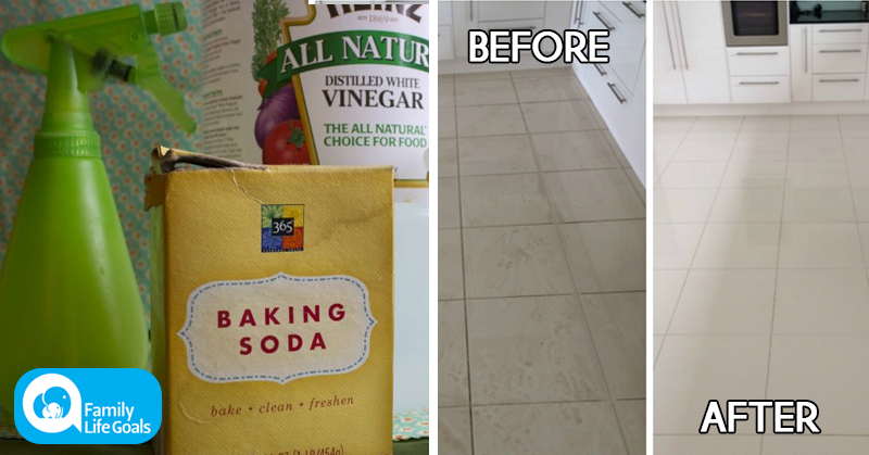How to clean, shine, polish and disinfect your entire home with just 4 household ingredients