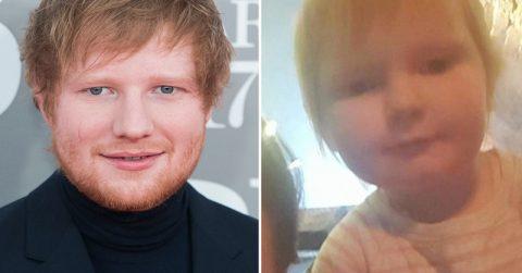 Image of 21 Babies Who Look Exactly Like Famous Celebrities