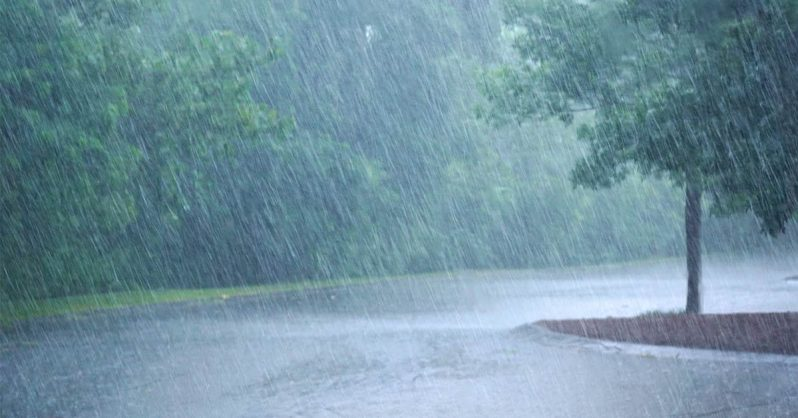 Image of Benefits Of Walking In The Rain