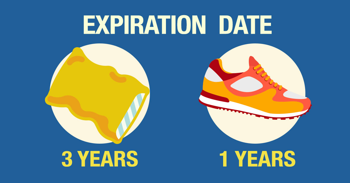 15 Things You Never Knew Had an Expiration Date