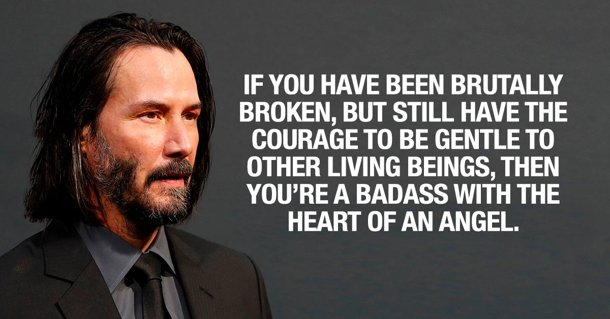 27 life-changing quotes by Keanu Reeves that will give you a fresh perspective on life