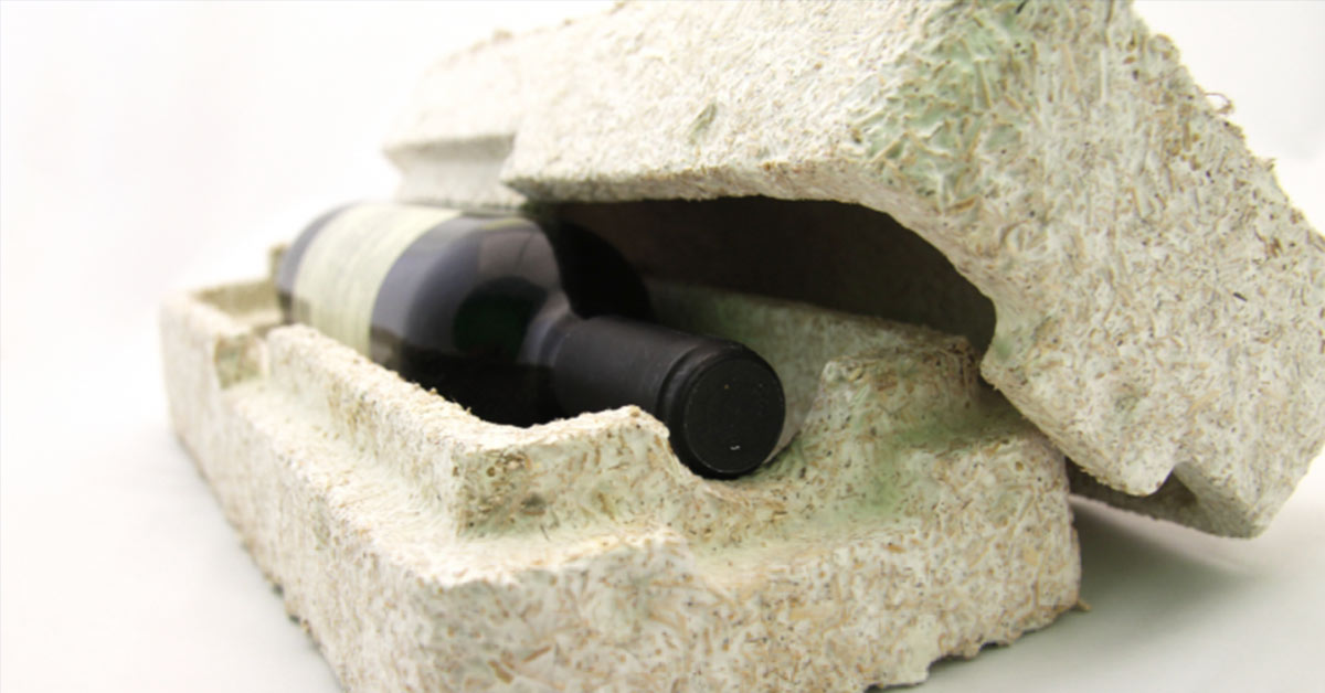 IKEA Replaces Styrofoam with Mushroom Boxes That Would Decompose In a Garden within Weeks