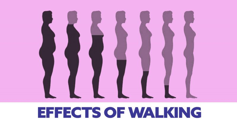 10 amazing effects of daily walks on your body