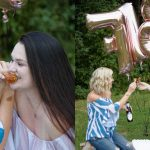 These BFFs Celebrate Their 23-Year Friendiversary With Beer and Chicken Wing Photoshoot