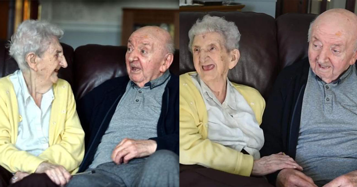 98-Year-Old Mom Moves into Care Home to Be With Her 80-Year-Old Son