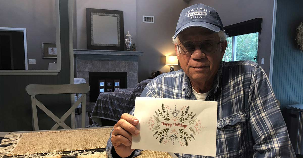 73-Year-Old Man Clears the Electric Bill of 36 Families About To Lose Power during Christmas