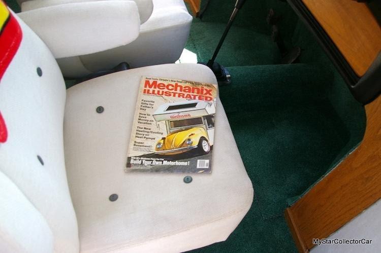 volkswagen bug seat