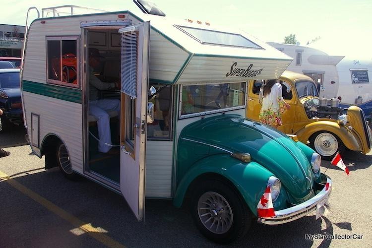 volkswagen bug camper
