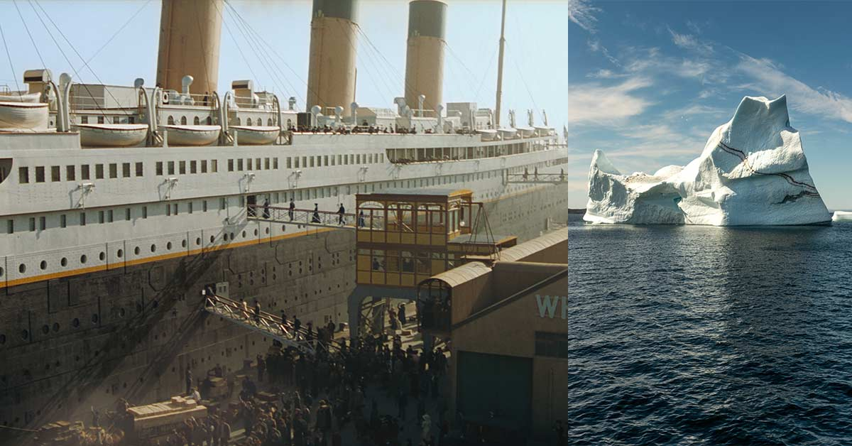 Titanic II, a near-replica of RMS Titanic will make its first voyage in 2022