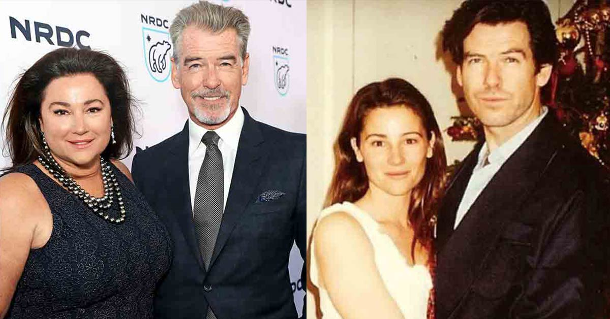 After 18 Years of Marriage, Pierce Brosnan and His Wife Are Still Serving us Major Relationship Goals