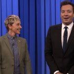 Jimmy Fallon Goes Toe-To-Toe With Ellen DeGeneres In An Epic Lip-Sync Battle