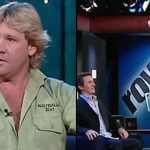 Resurfaced Video of Steve Irwin on Rove Reminds People Why He Was Such a Legend