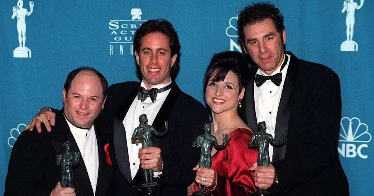 Here's Why A Lot of Millennials Are (Rightfully) Offended By Sexist, Racist, Seinfeld!