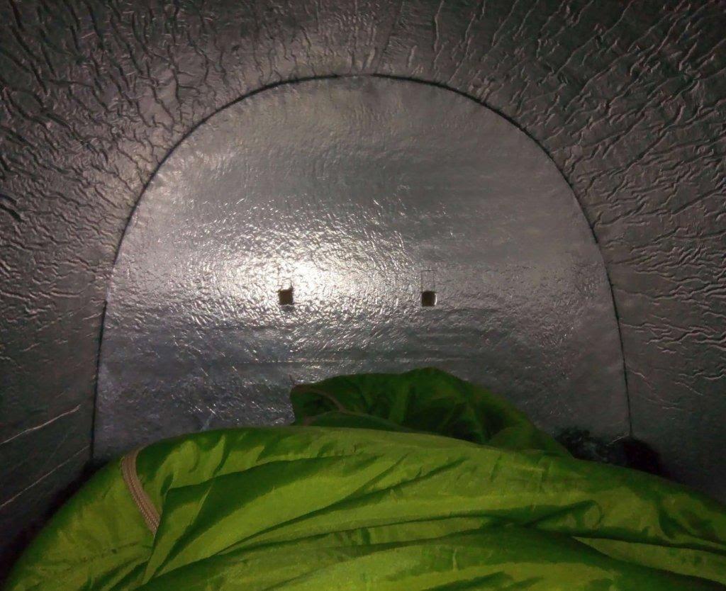 iglou homeless shelter interior