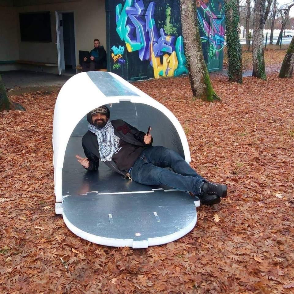 iglou homeless shelter