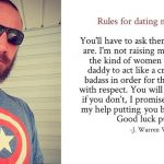 """This Dad's Rules for His """"Dating Age"""" Daughters Are everything 21st Century Parents Need To See"""