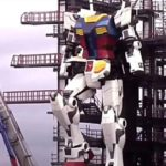 Watch a 60-foot mecha-style robot take its first step