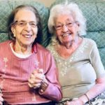 89-year-old besties since the age of 11 move into the same nursing home